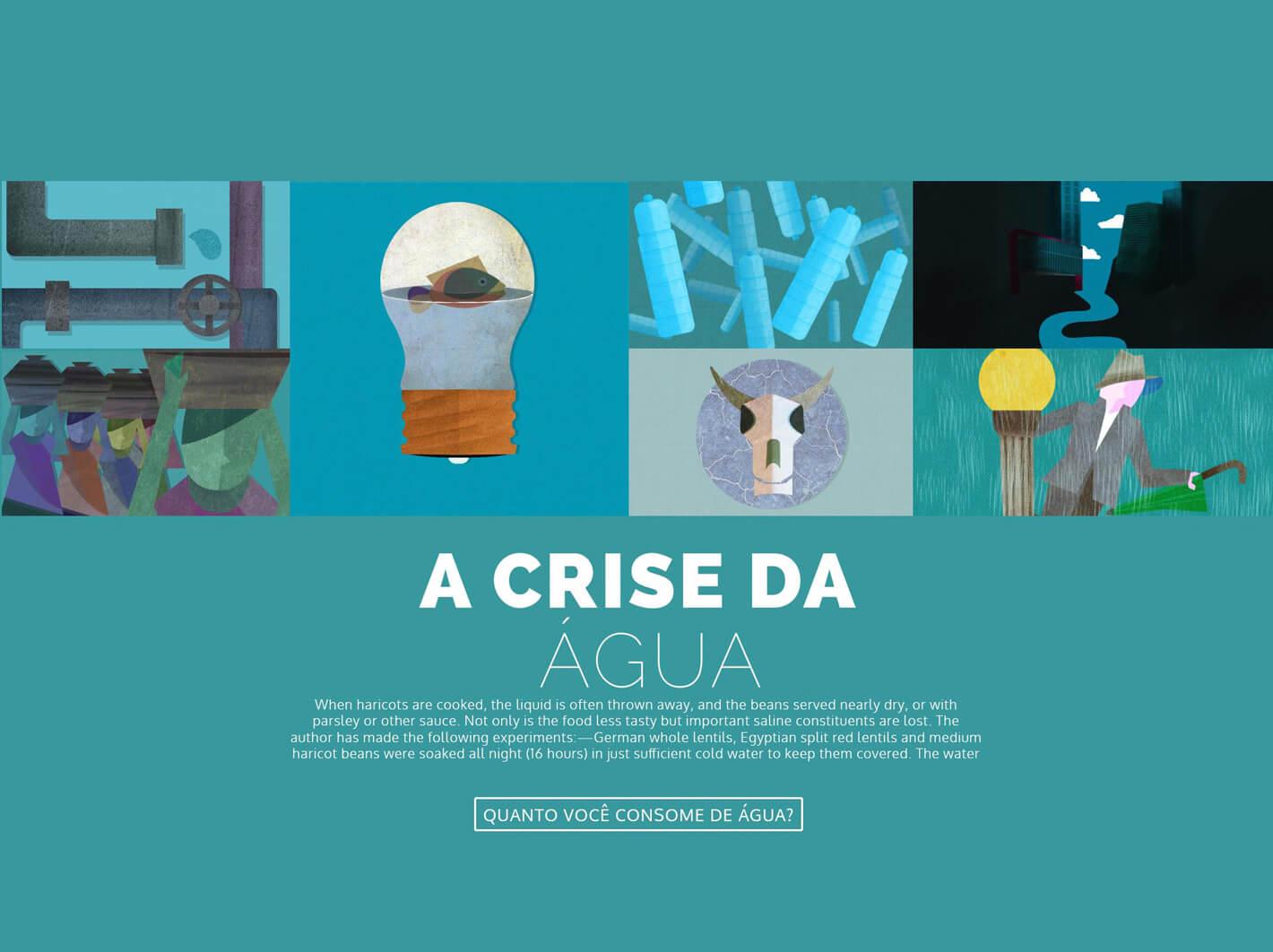A crise da Água - Revista Superinteressante