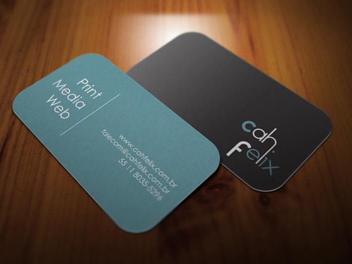 Cartão de Visita Cah Felix